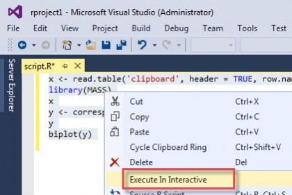RTools for Visual Studio Community – Red Centre Software
